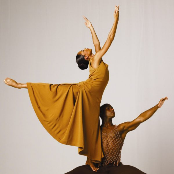 AAADTs Linda Celeste Sims and Glenn Allen Sims in Alvin Ailey's Revelations Photo by Andrew Eccles
