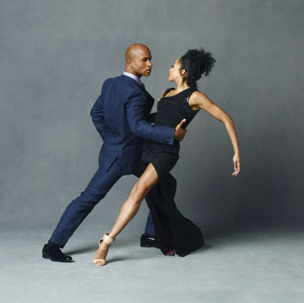 Alvin Ailey American Dance Theater's Linda Celeste Sims and Glenn Allen Sims. Photo by Andrew Eccles_05