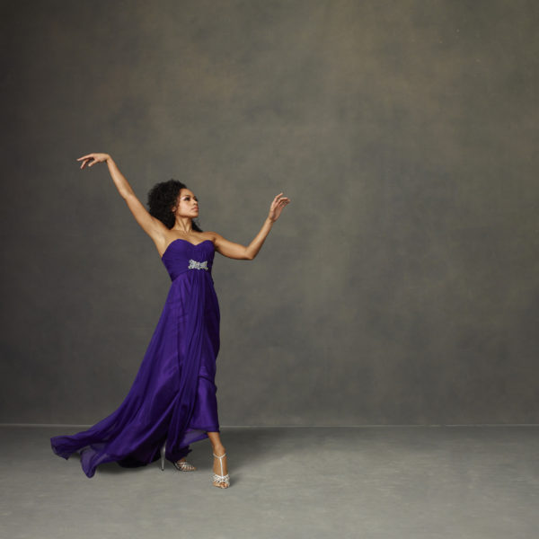 Alvin Ailey American Dance Theater's Linda Celeste Sims photo by Andrew Eccles