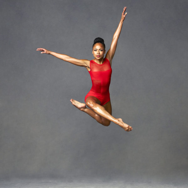 Alvin Ailey American Dance Theater's Linda Celeste Sims. Photo by Andrew Eccles_3
